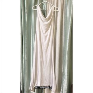 Body Central Elegant Maxi Gown